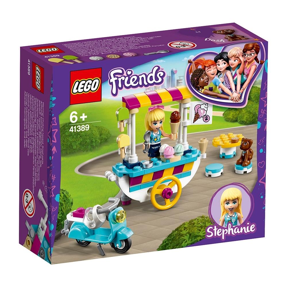 樂高LEGO Friends系列 - LT41389 冰淇淋車