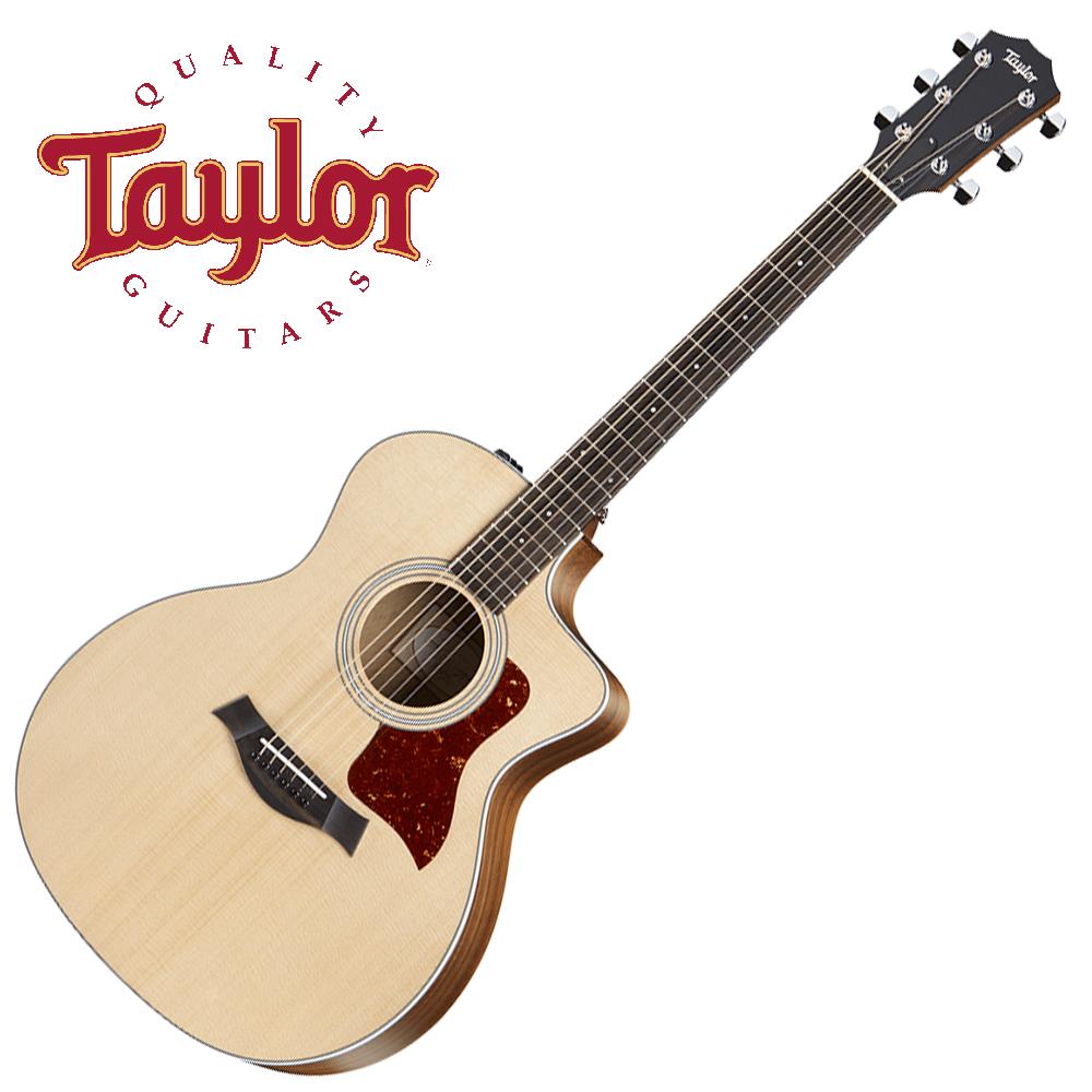 [無卡分期-12期] TAYLOR 214CE 電民謠木吉他