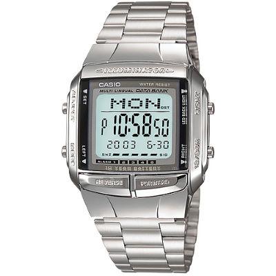 CASIO 酷銀風暴復刻電子錶(DB-360-1A)/27.5mm