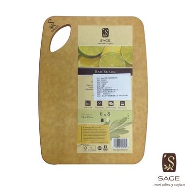 【SAGE美國製造 原裝進口】無菌木砧板_實用型15*20cm