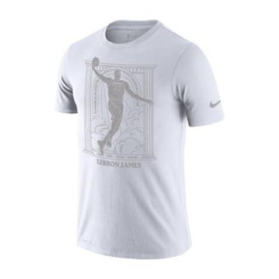 NIKE AS NBA MVP2 PLR L 男 短袖上衣 白 CT4003100