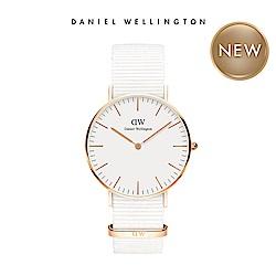 DW 手錶 官方旗艦店 36mm玫瑰金框 Classic