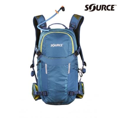 SOURCE 自行車水袋背包 SUMMIT / 城市綠洲 (戶外、登山、單車、補水、抗菌)