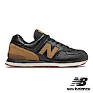 New Balance 復古鞋ML574LEE-D 中性 黑色