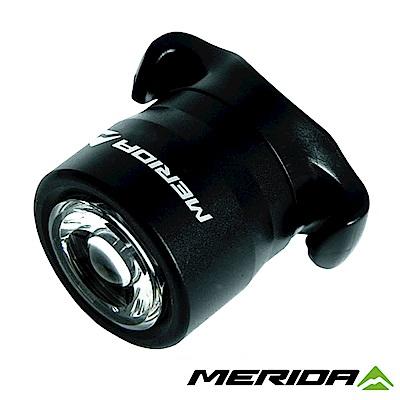 《MERIDA》美利達 LED警示前燈 黑 1W 2127003251