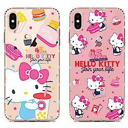 GARMMA Hello Kitty iPhone Xs Max 軟殼 45週年