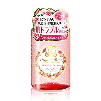 【明色 Organic Rose】調理化妝水(200ml)