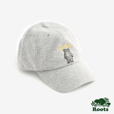 Roots配件- TAIWAN DAY棒球帽-灰色