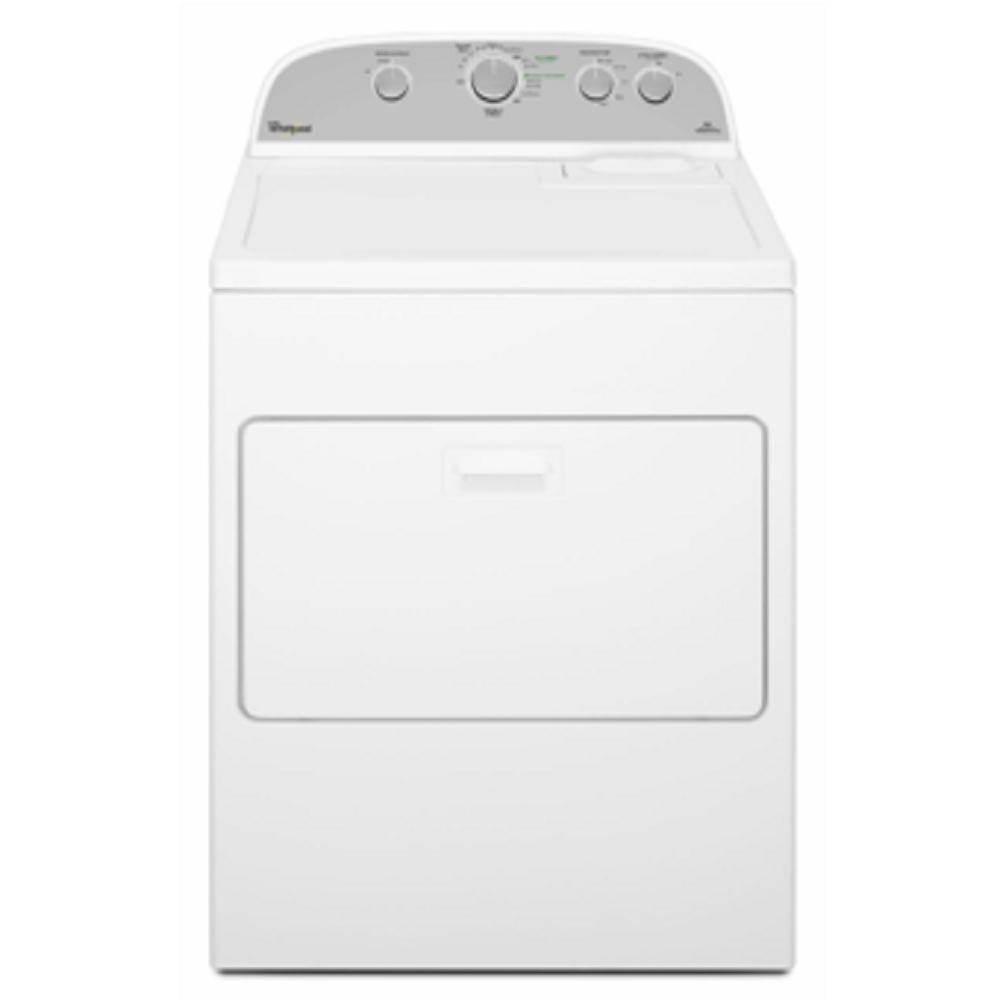 Whirlpool惠而浦 12公斤 WED5000DW 下拉門電力型直立乾衣機