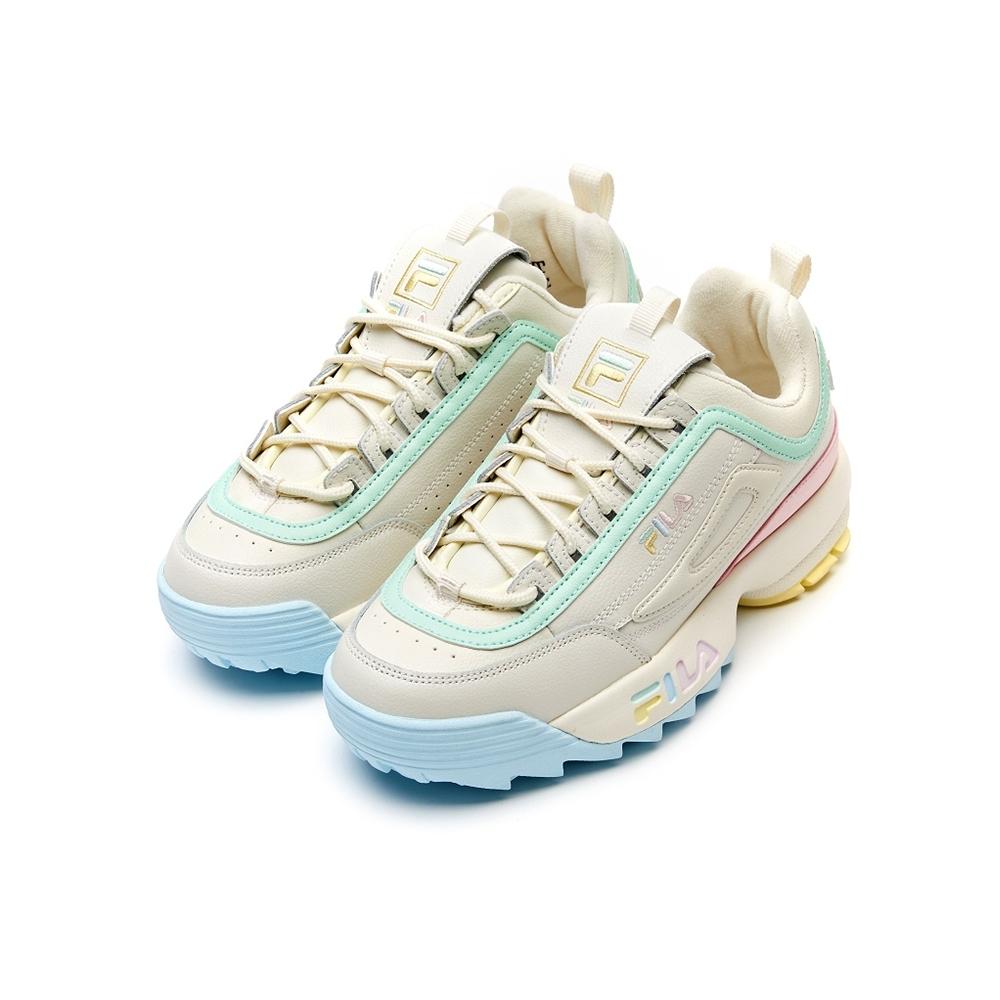 FILA DISRUPTOR2 PREMIUM 運動鞋-繽紛糖果色 4-C113V-792