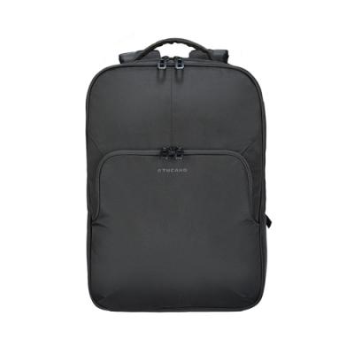 TUCANO SALVO 高性能防盜後背包(附金屬鉤) 15.6吋(適用16吋) 黑