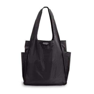 murmur A4環保購物袋│黑