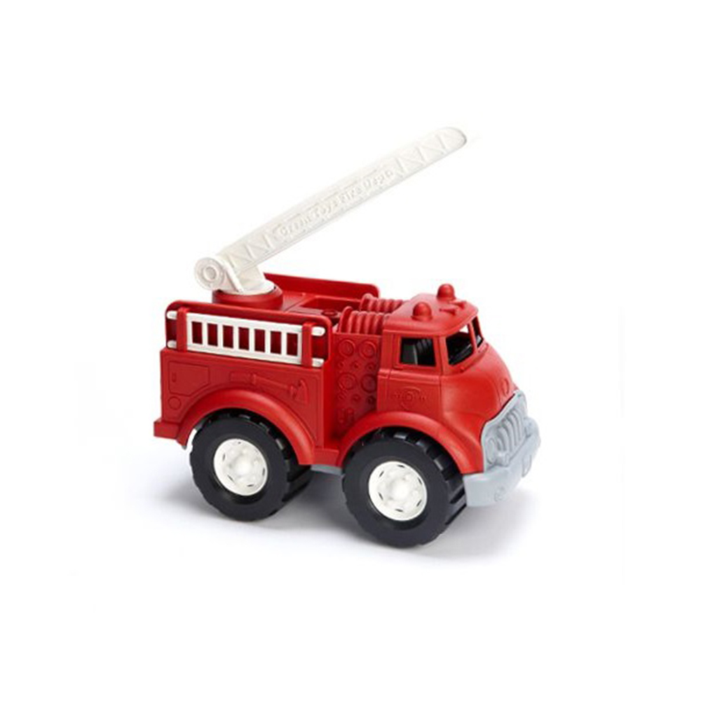 【Green Toys】 打火雲梯車