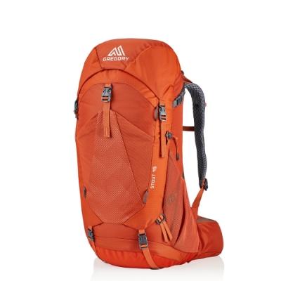 新品│Gregory 45L STOUT登山背包 火星橘