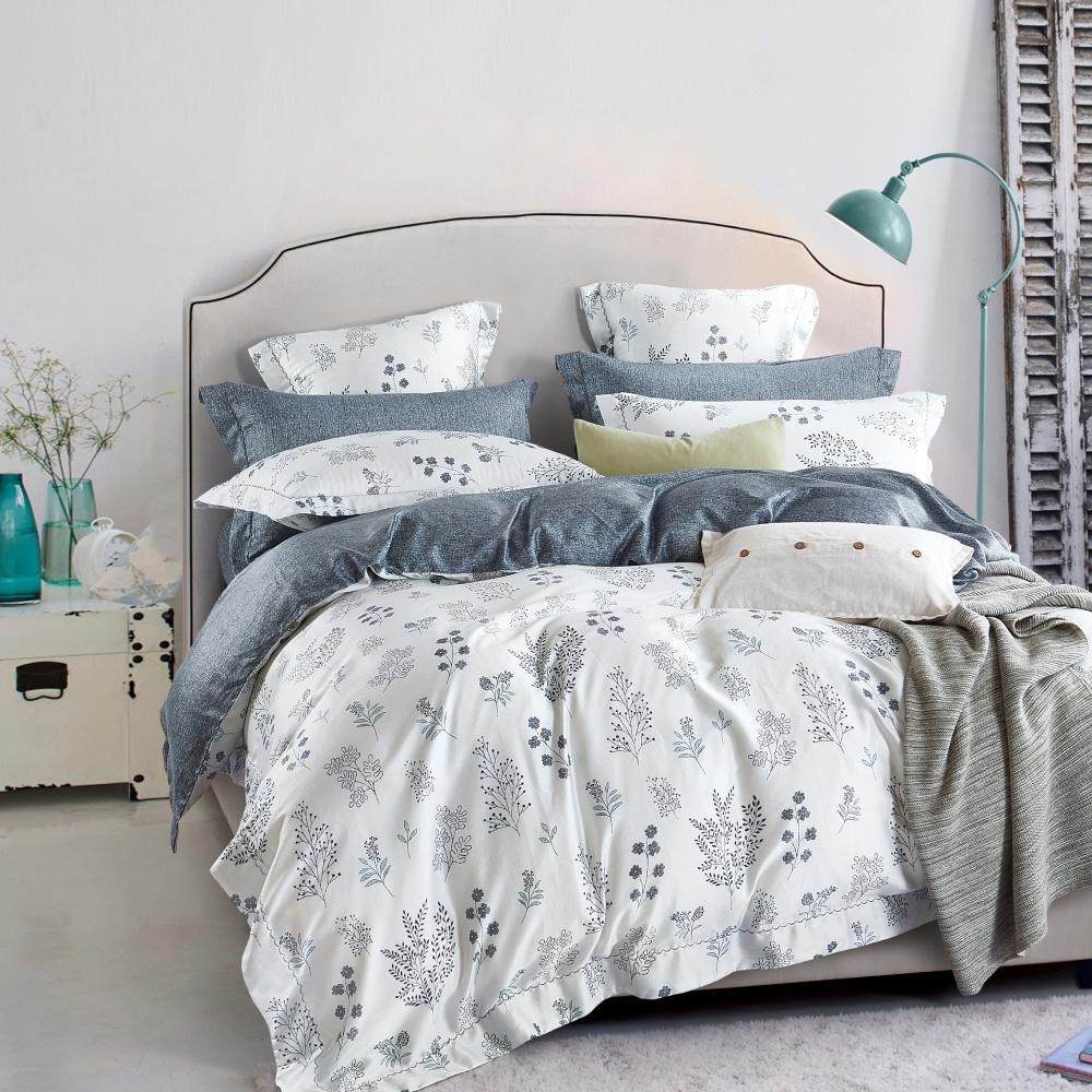 (限時下殺)La Lune 100%純天絲被套床包組 單/雙/大 均一價 (夏綠蒂故事)