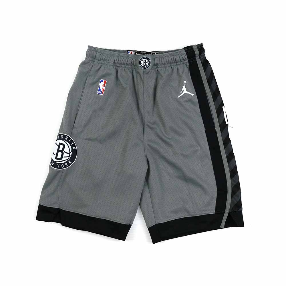 NIKE NBA Statement Edition 青少年球褲 籃網隊