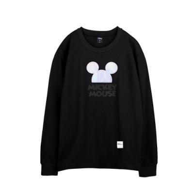 野獸國 迪士尼 經典米奇系列_閃亮米奇款_長袖T恤