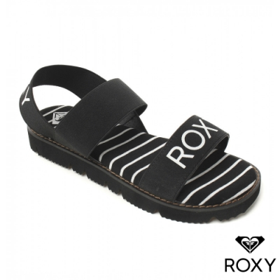 【ROXY】SUN SEEKER 機能涼鞋 黑