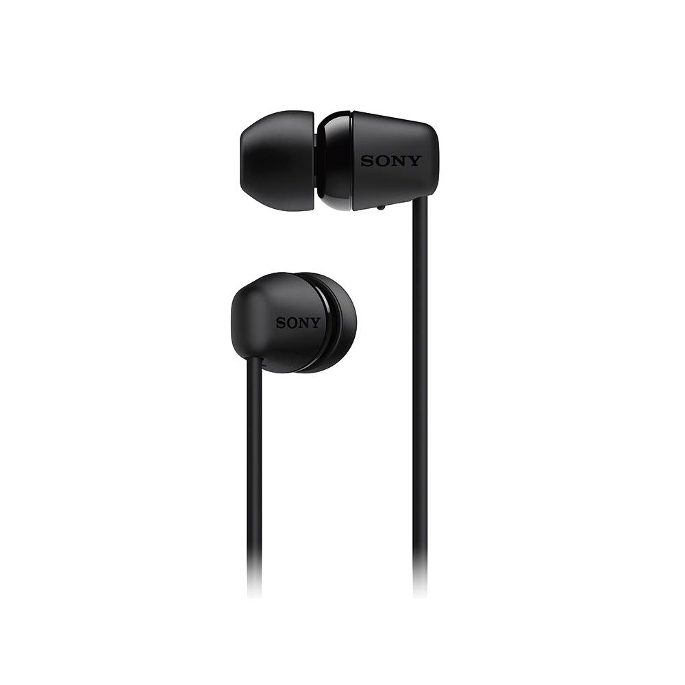 SONY WI-C200 黑色 無線藍牙 入耳式耳機