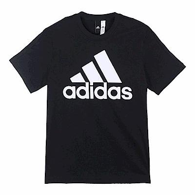 adidas 男 ESS LINEAR TEE 圓領T(短)