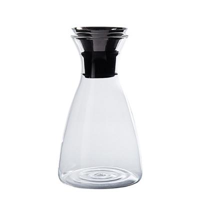 COMET 北歐流線型玻璃壺1600ml(BY-TB09)