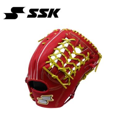 SSK  SILVER SERIES 棒球手套(銀標)  日本紅  DWG4520-20J