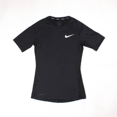 NIKE 男 AS M NP TOP SS TIGHT 圓領T(短)