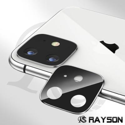 iPhone 11 銀色 電鍍 金屬 鏡頭框 手機9H保護貼 (iPhone11保護貼 iPhone11鏡頭貼 iPhone 11 鏡頭保護框 鏡頭框 保護框 保護圈 )