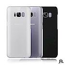 JTL Samsung Galaxy S8 液態修護保護殼 -皮革黑