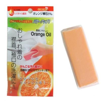 日本製天然橘子油去污皂-10入