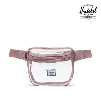 【Herschel】Fifteen 透明腰包-玫瑰粉