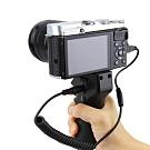 JJC攝影槍把快門手把HR+Cable-R,相容富士Fujifilm快門線RR-90