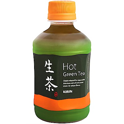 KiRin 生茶(280ml)