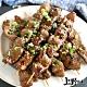 (烤肉任選899)【上野物產】醃漬黑胡椒牛肉烤肉串(90g±10%/3串/包) x1包 product thumbnail 2