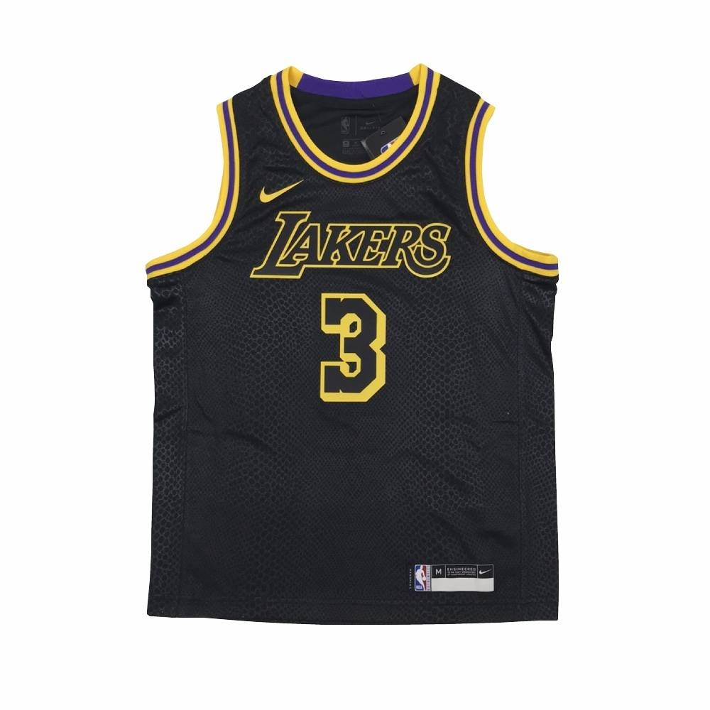 NIKE NBA City Edition 青少年球衣 湖人隊 Anthony Davis