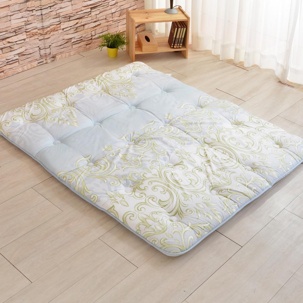 (618限定)LooCa 防蹣x防蚊x釋壓超蓬鬆日式床墊(共三款)-雙人5尺