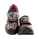 魔法Baby男童鞋 台灣製恐龍圖騰閃燈運動鞋 電燈鞋sk1013 product thumbnail 1