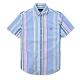 Polo Ralph Lauren 年度經典刺繡小馬短袖商務襯衫CLASSIC FIT-彩虹直條紋色 product thumbnail 1