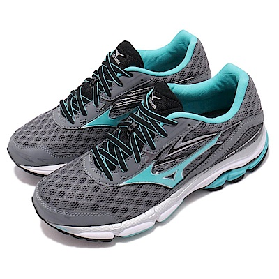 Mizuno 慢跑鞋 Wave Inspire 12 女鞋