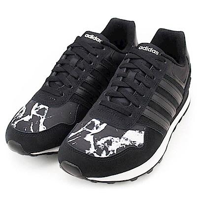 ADIDAS 10K 男休閒鞋 AC7587 黑