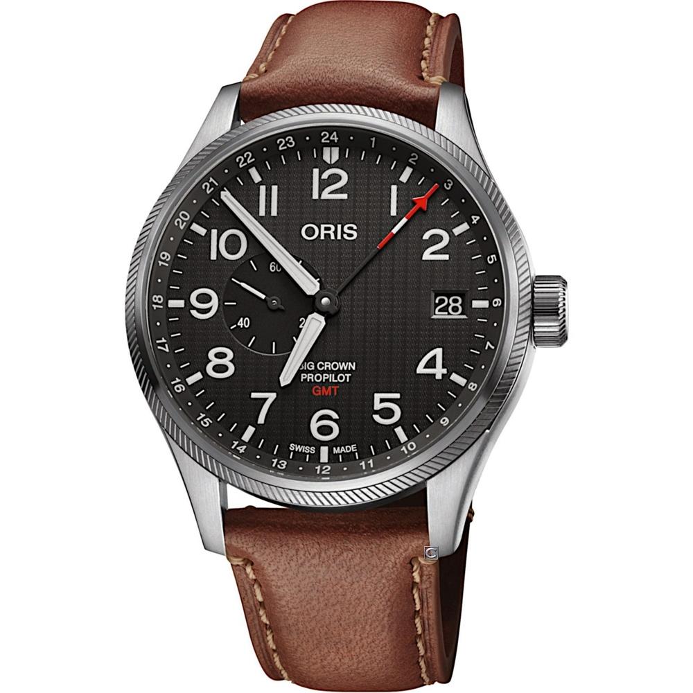 ORIS豪利時 Big Crown ProPilot 56TH RENO AIR RACES 限量腕錶(0174877104184-Set)-45mm