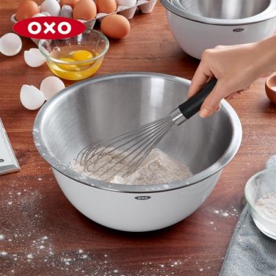 美國OXO 好打發11吋不鏽鋼打蛋器(快)