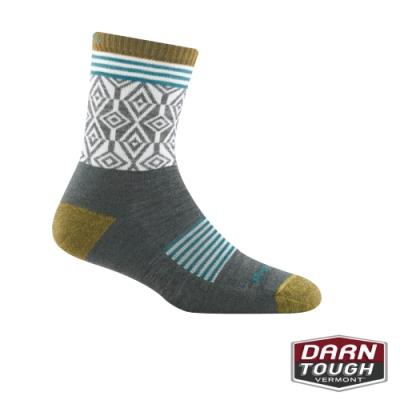【美國DARN TOUGH】女羊毛襪Sobo Cushion健行襪(2入隨機)