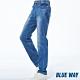 BLUE WAY –  機能系x天絲牛仔中腰直筒褲(淺藍) product thumbnail 1
