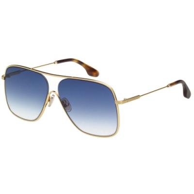 Victoria Beckham 維多利亞貝克漢 太陽眼鏡 (淡金色)VB132S