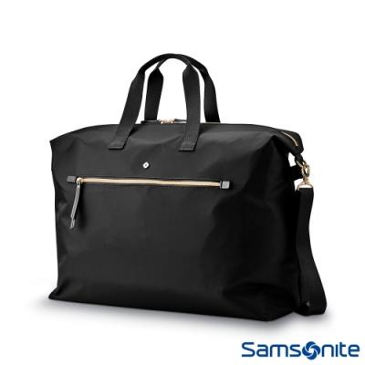 【5/1~5/25 10:00 限定 買就送300超贈點】Samsonite新秀麗 MOBILE SOLUTION 經典防潑水可登機旅行袋