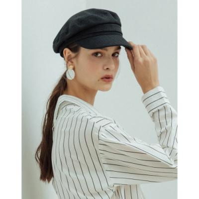 Shester55-花紗報童帽(兩色)-女【VSH110】