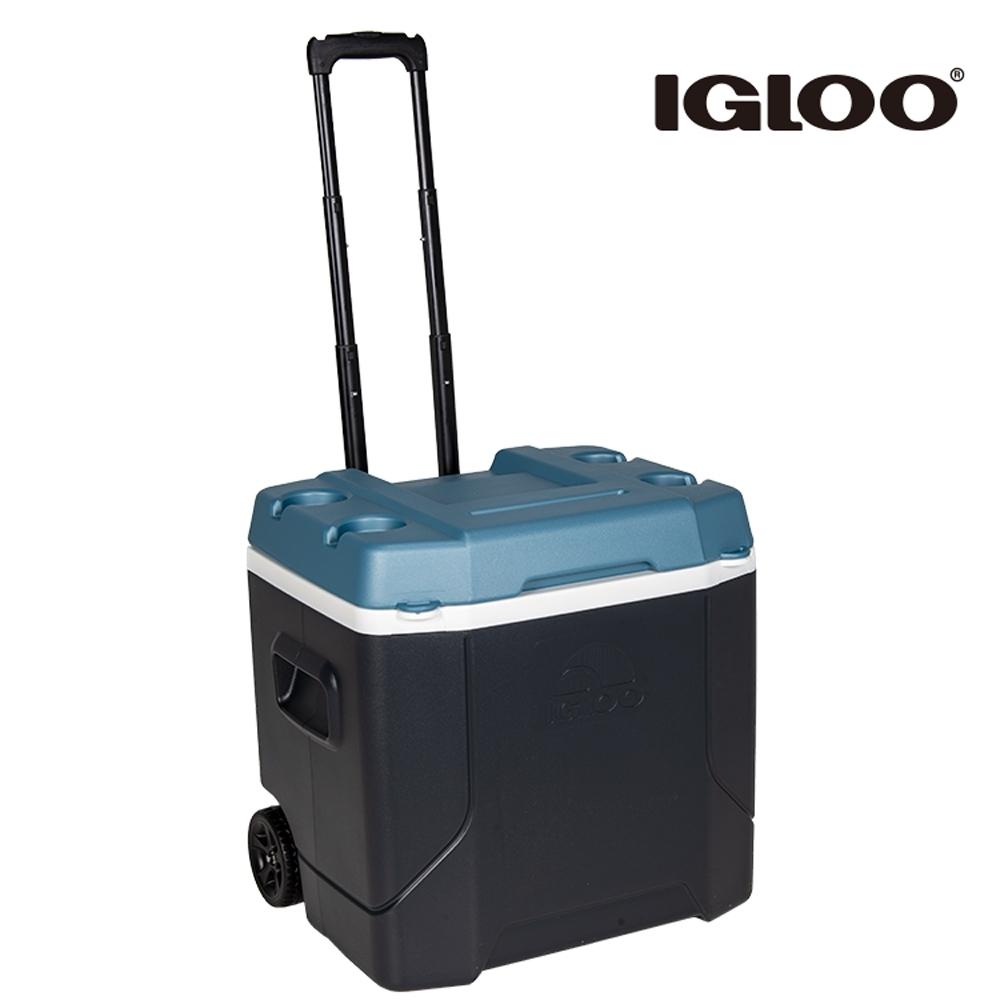 IGLOO MAXCOLD 系列五日鮮 54QT 拉桿冰桶 34480