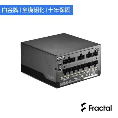 【Fractal Design】Ion+ 760W Platinum電源供應器-白金牌