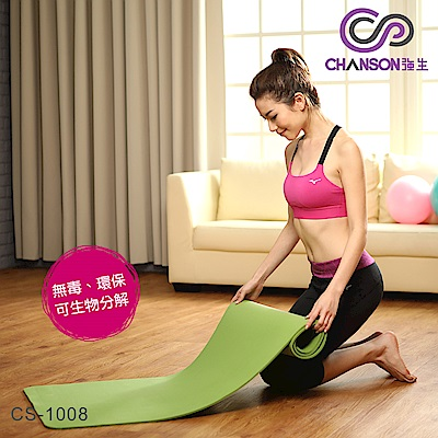 【強生CHANSON】Eco瑜珈運動墊(CS-1008)